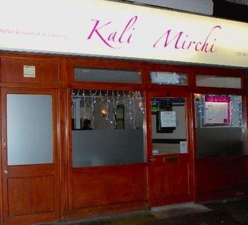 Kali Mirchi