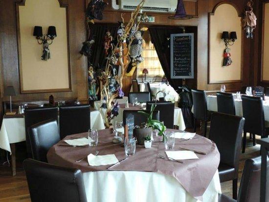 Restaurant Le Repere des Sorcieres : la salle 2