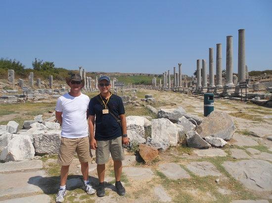 Turkey Explorer Archaeological & Cultural Trips: Perge,Antalya.