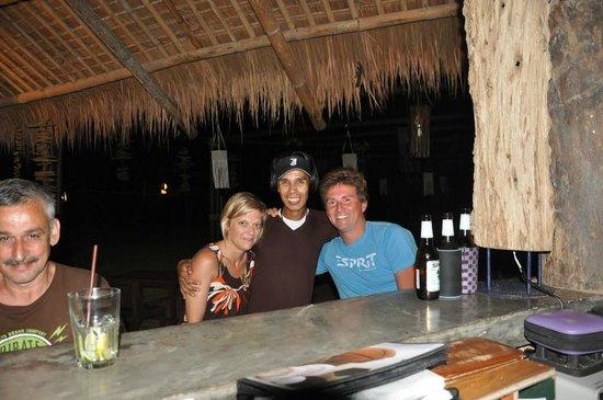 LaLaanta Hideaway Resort: The bar
