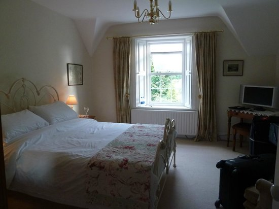 Byreburnfoot Country House Bed & Breakfast: Guest Room - July 2013