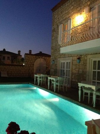 Alacati Roka Boutique Hotel: pool