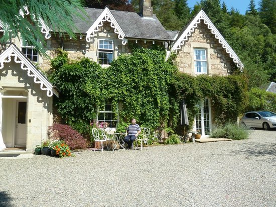 Byreburnfoot Country House Bed & Breakfast: Glorious Byreburnfoot County House B & B