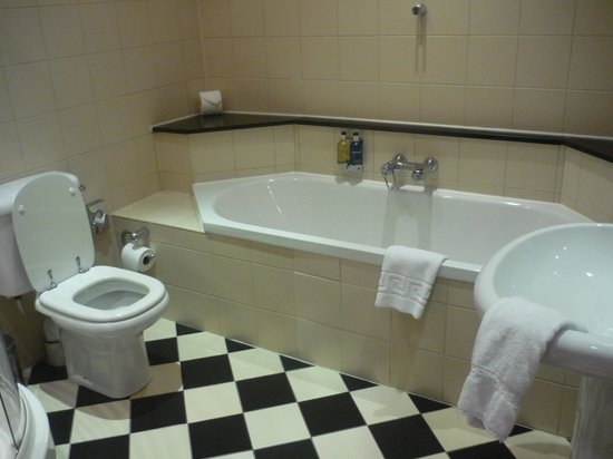 The Bonham Hotel: Bathroom