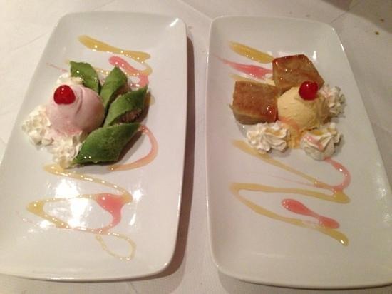 Leelawadee Thai Restaurant & Tapas: desert