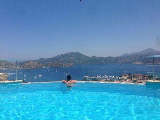 Terrasses de Selimiye Butik Hotel: Paradisiaque