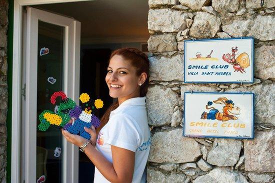 Belmond Villa Sant'Andrea: The New Smile Club