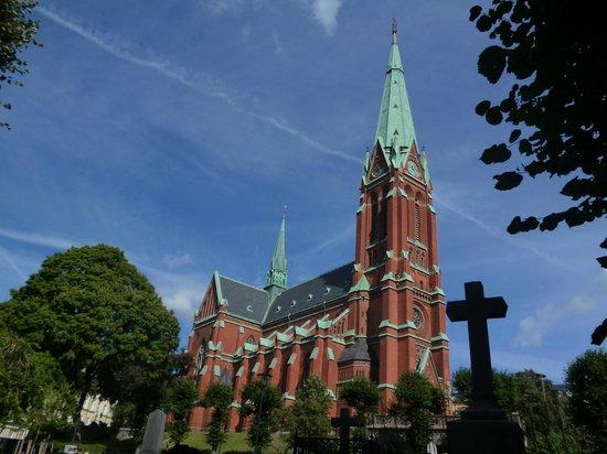 St Johannes Kyrka