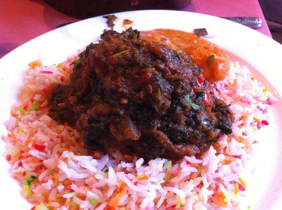 Bengal Spice: Chicken Sagwalla