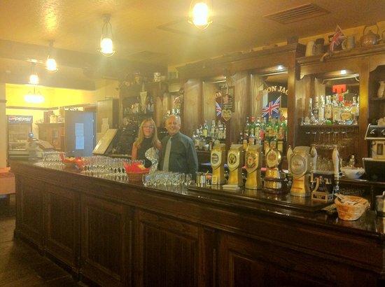 Azzurro Hotel : Il mitico titolare Lorenzo!