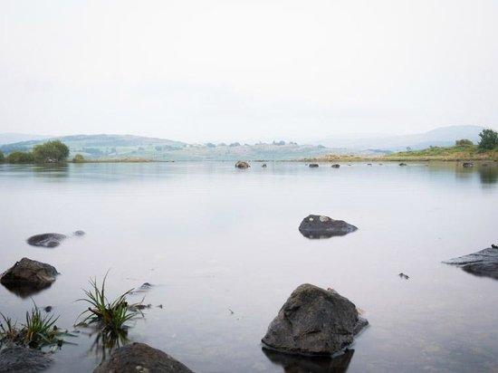 Trawsfynydd Lake, Cae Adda.