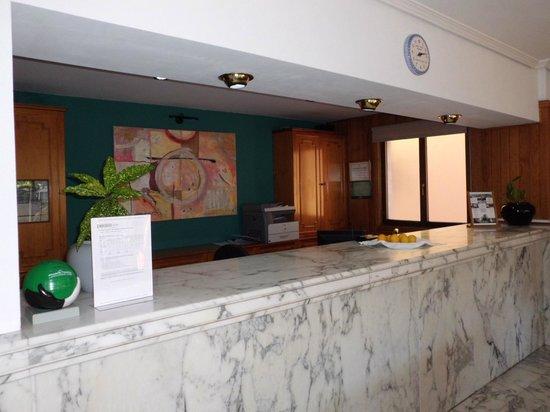Hotel Valle Aridane: Recepción