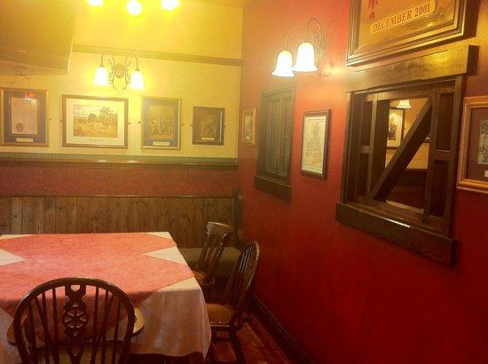 Azzurro Hotel : Particolari del pub