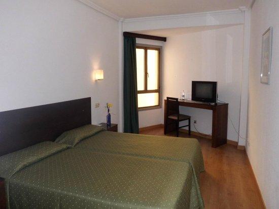 Hotel Valle Aridane: Habitación Standard