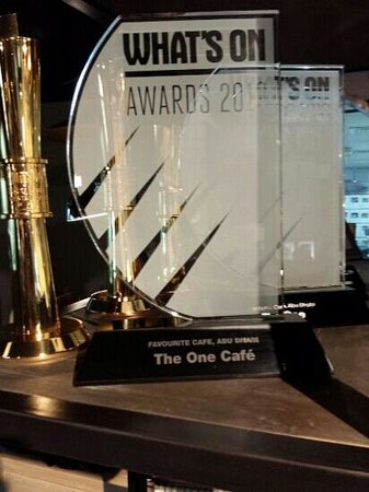 The One Restaurant: An award winning restaurant