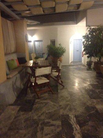 Argonauta Hotel : aree comuni