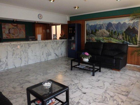 Hotel Valle Aridane: Hall Recepción