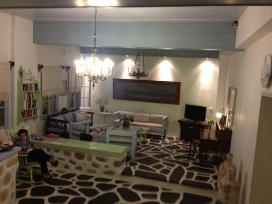 Argonauta Hotel: Reception
