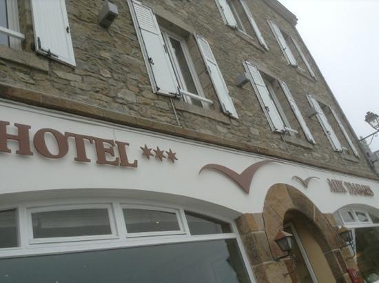 Hotel aux Tamaris : roscoff