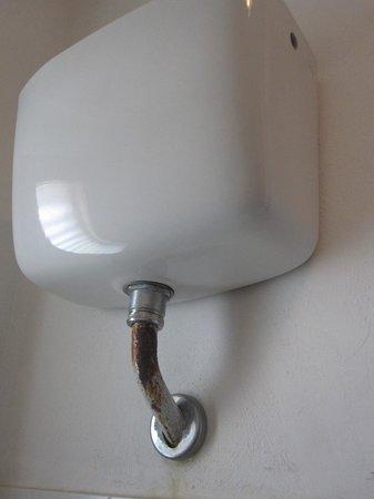 Hotel Club Torre Marino: WC