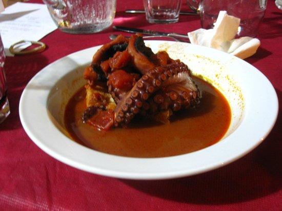 """Hotel Club Torre Marino: """"liebevoller"""" Oktupus"""