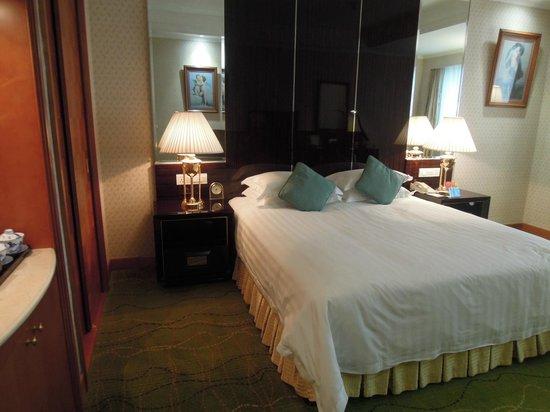 bed (Shenzhen Panglin Hotel)