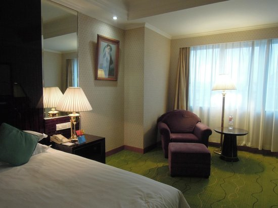 room (Shenzhen Panglin Hotel)
