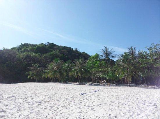 Mangenguey Island: ...