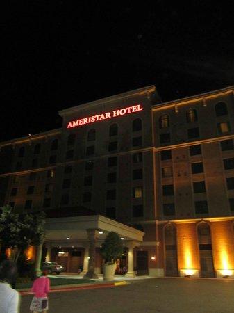 Ameristar Casino Hotel Vicksburg: Hotel
