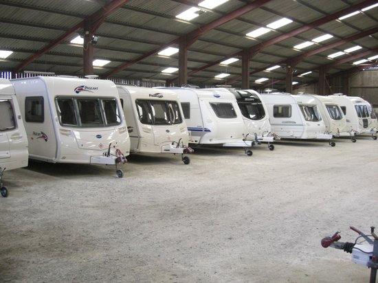 York Caravan Park YCP York Caravan Storage offers indoor storage for caravans motorhomes & York Caravan Storage offers indoor storage for caravans ...