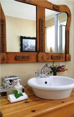 Acorn Guest House: En-suite bathroom