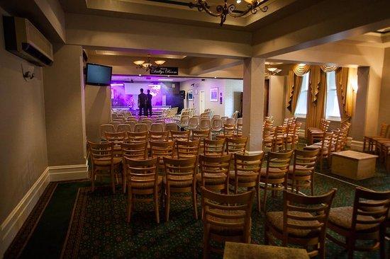 Esplanade Hotel: Esplanade Busselton Dallys Function Room