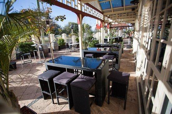 Esplanade Hotel: Esplanade Busselton Beer Garden