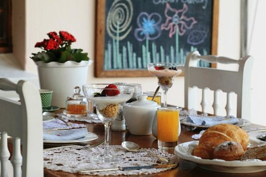 Acorn Guest House: Breakfast