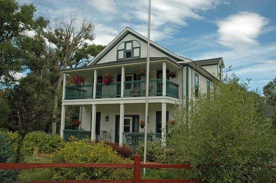 The Historic Elk Mountain Hotel: L'hôtel Elk Mountain Lodge