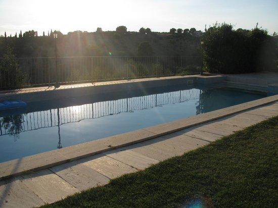 Camere il Meoccio: piscina