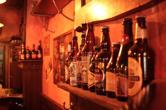 Birrifugio Trastevere: collezione bottiglie