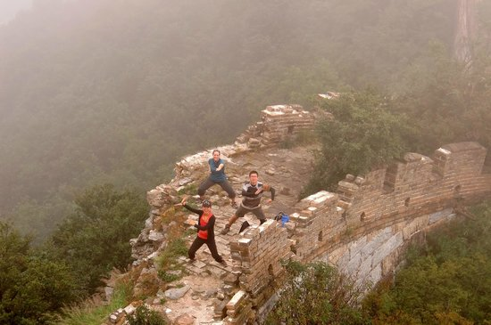 Great Wall Sensation - Jiankou Great Wall Camping Hiking Private Tour