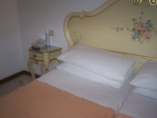 Hotel Guerrini: camera