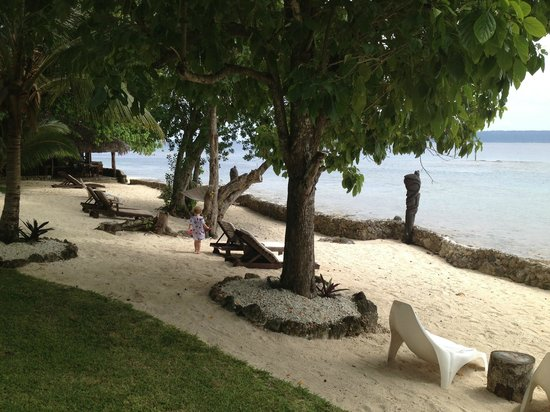Paradise Cove Resort: View from the grounds