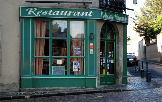 L'Assiette Normande: Great Restaurant in Bayeux