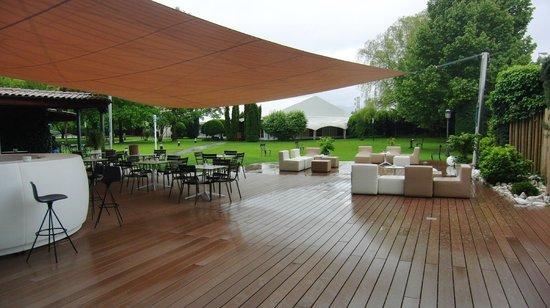Hotel Don Carlos: il giardino
