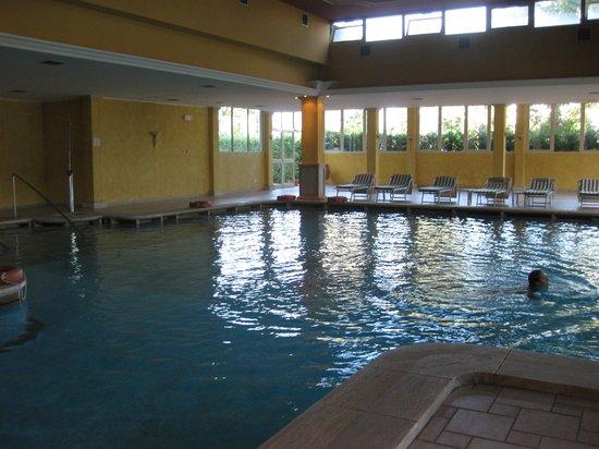 BEST WESTERN Hotel Terme Imperial: piscina termale coperta