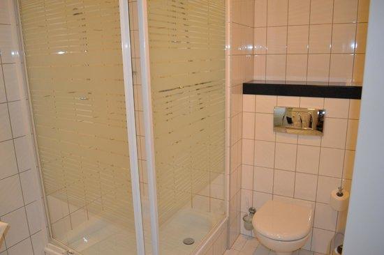 BEST WESTERN Efekt Express Krakow Hotel: Clean Bathroom