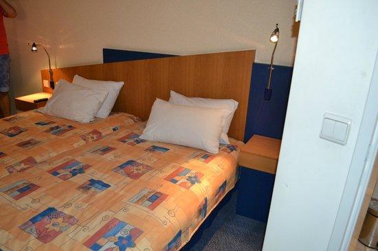 BEST WESTERN Efekt Express Krakow Hotel: Good bed