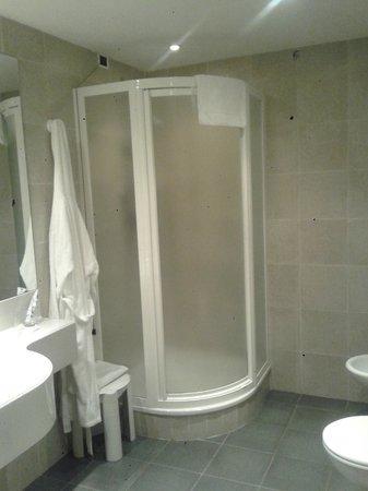 Hotel Antares: Bagno 2
