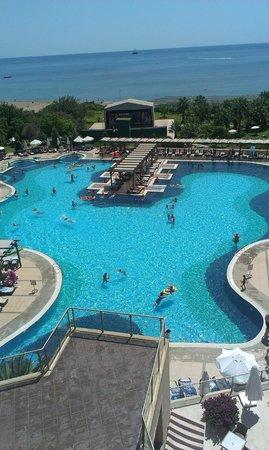 Asteria Sorgun Resort: Havuz