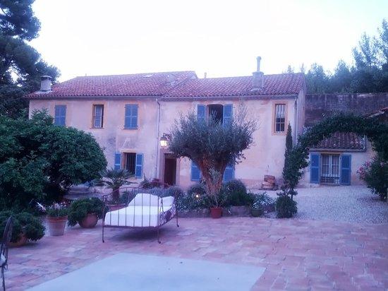 La Bastide du Plantier : Casa padronale
