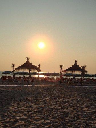 Residence Abruzzo Resort: Spiaggia privata Hotel Costa Verde