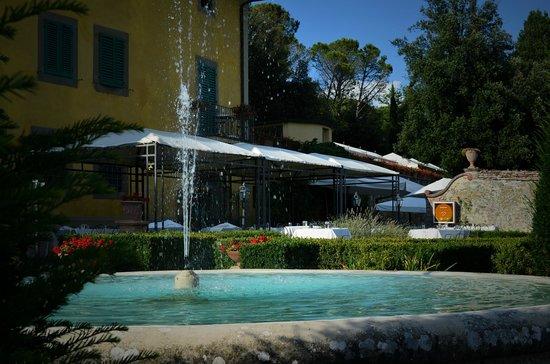 Hotel Villa La Palagina: Ristorante Villa la Palagina